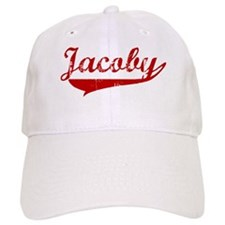 Jacoby (red vintage) Cap