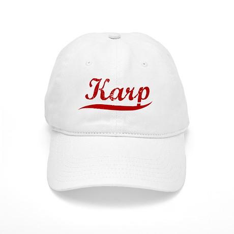 Karp (red vintage) Cap
