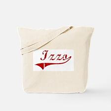 Izzo (red vintage) Tote Bag