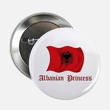 "Albanian Princess 2 2.25"" Button"