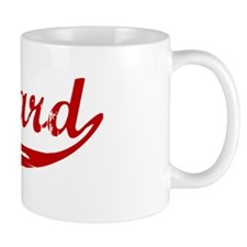 Howard (red vintage) Mug