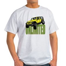 Jeep Wrangler Unlimited T-Shirt