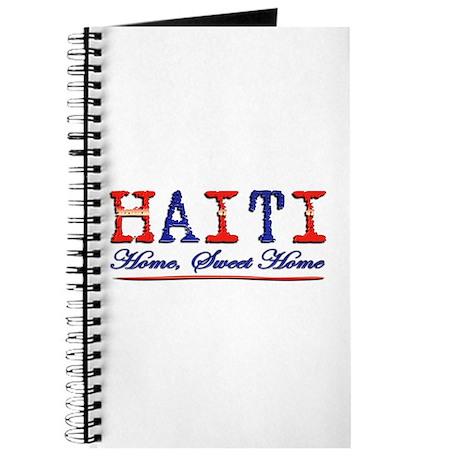 Sweet Home Haiti - Journal
