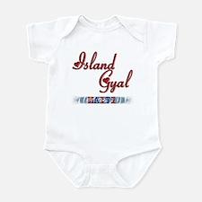 Island Gyal - Haiti - Infant Bodysuit