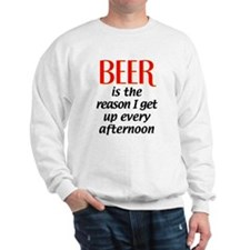 Beer is the Reason Sweatshirt