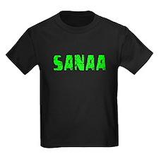 Sanaa Faded (Green) T