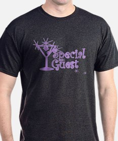 Purple C Martini Special Guest T-Shirt