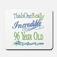 Incredible 96th Mousepad