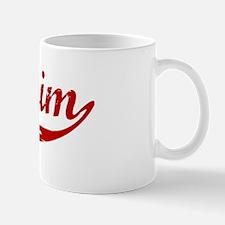 Ibrahim (red vintage) Mug