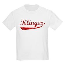 Klinger (red vintage) T-Shirt