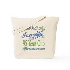 Incredible 105th Tote Bag