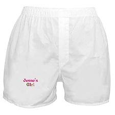Jesse's Girl Boxer Shorts