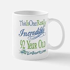 Incredible 92nd Mug