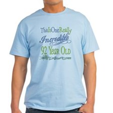 Incredible 92nd T-Shirt