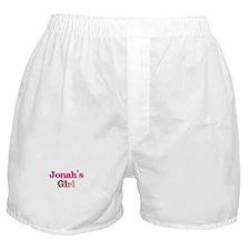 Jonah's Girl Boxer Shorts