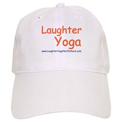 Laughter Yoga Fun Baseball Cap