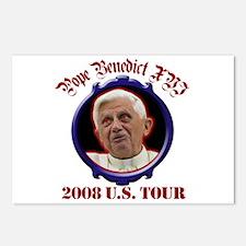 Pope Benedict XVI 2008 U.S. Tour Postcards (Packag