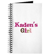 Kaden's Girl Journal