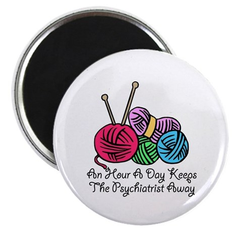 An Hour A Day... (2) Magnet