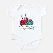 An Hour A Day... (2) Infant Bodysuit