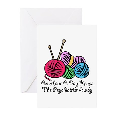 An Hour A Day... (2) Greeting Cards (Pk of 20)