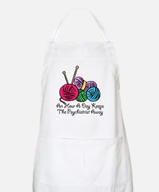 An Hour A Day... (2) BBQ Apron