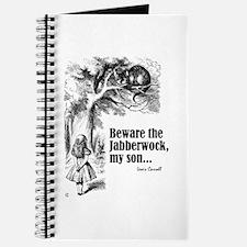 """Carroll """"Beware"""" Journal"""