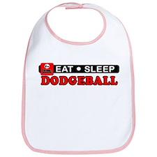 Dodgeball Bib