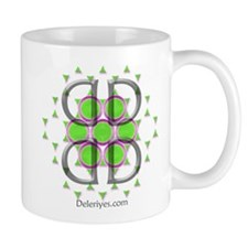 Deleriyes Designs Logo/Website Mug