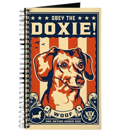 Obey the Doxie! USA Dachshund Journal