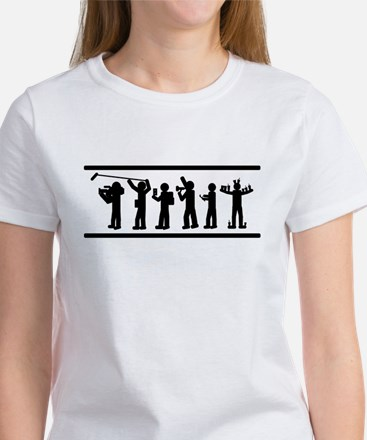 Production Line Women's T-Shirt