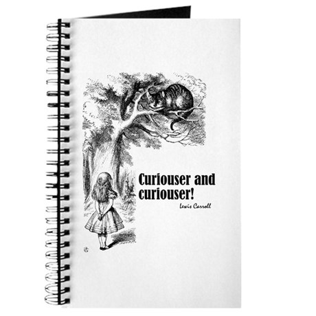 "Carroll ""Curiouser"" Journal"