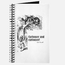 """Carroll """"Curiouser"""" Journal"""