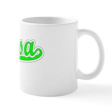 Retro Marisa (Green) Mug
