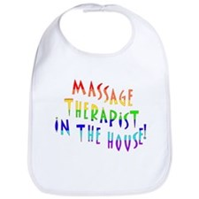 Massage in the house Bib