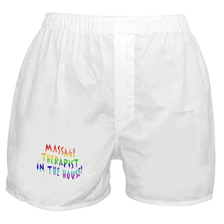 Massage in the house Boxer Shorts