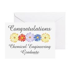 Chemical Engineer Grad Greeting Card