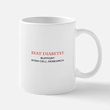 """""""Beat Diabetes..."""" Mug"""