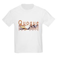 Quogue, NY Kids T-Shirt