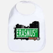 ERASMUS ST, BROOKLYN, NYC Bib