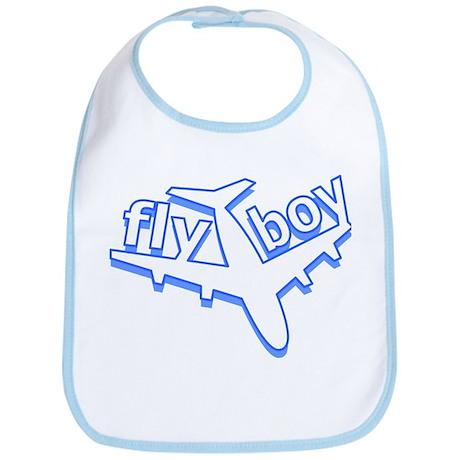 Fly Boy Bib