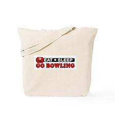 Go Bowling Tote Bag