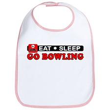 Go Bowling Bib