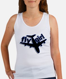 Fly Girl Women's Tank Top
