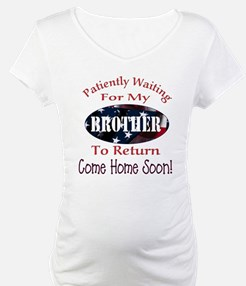 Patiently waiting for my brot Shirt