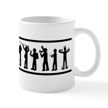 productiondark Mugs