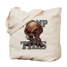 Scary Goomba Tote Bag