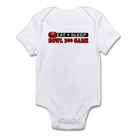 Bowl 300 Game Infant Bodysuit