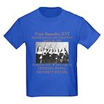 Papal Security Kids Dark T-Shirt
