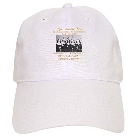 Papal Security Cap